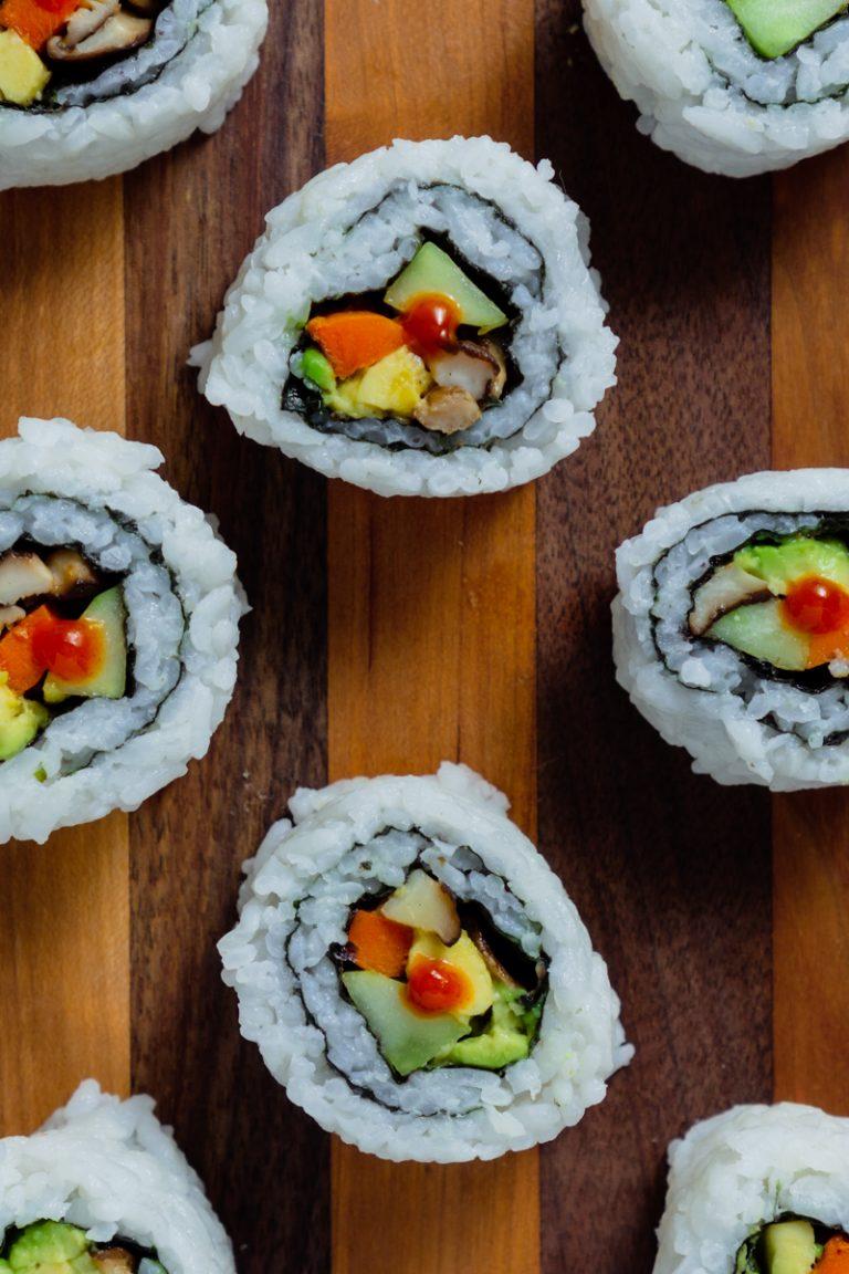 Sushi Rice Recipe
