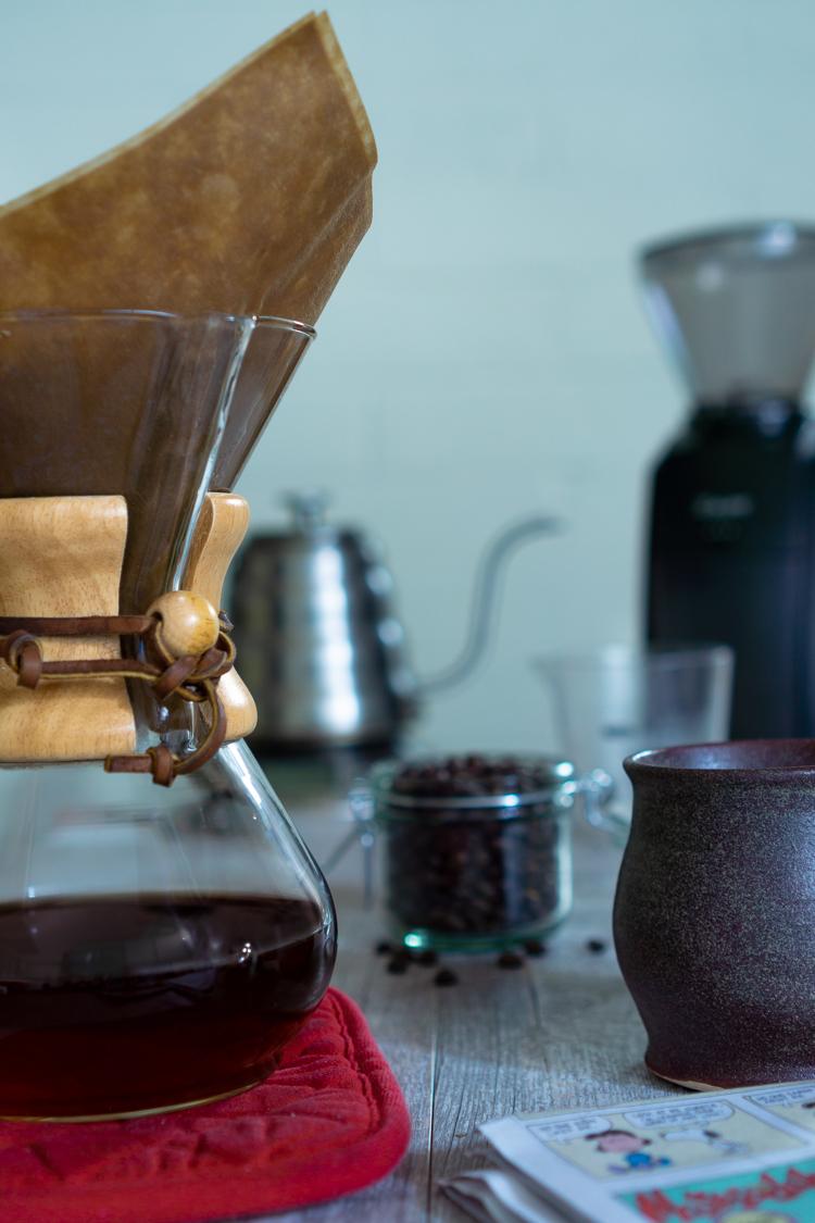 Chemex Coffee Brewing Guide