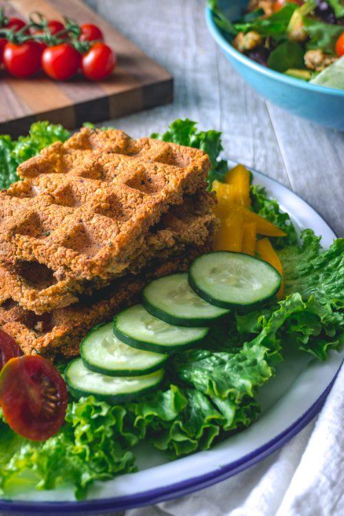 Easy Quinoa Falafel Recipe